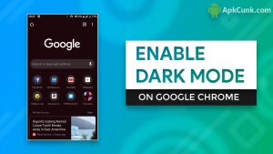 Enable Dark Mode On Google Chrome For Android